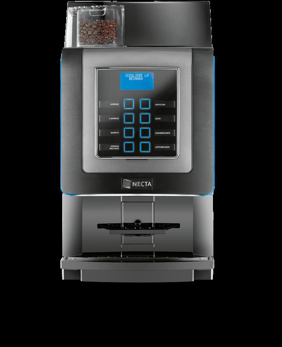 Necta Koro Max Prime Espresso Machine Brothers Coffee